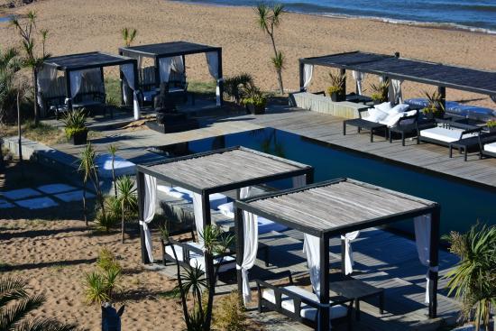 Serena Hotel Punta del Este: Cualquier lugar se puede elegir