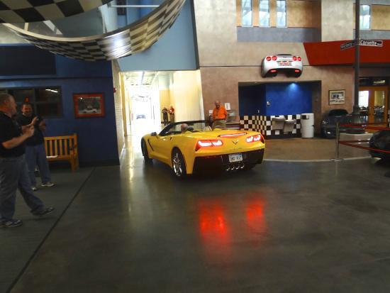 bild von national corvette museum bowling green tripadvisor. Cars Review. Best American Auto & Cars Review