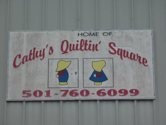 Cathy's Quiltin Square