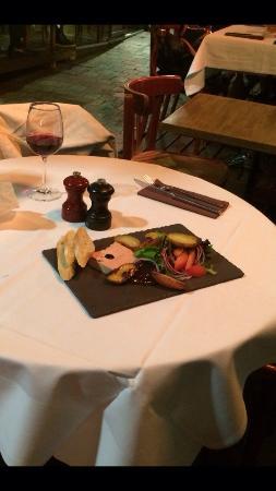 Le bistrot du suquet : Foie gras du Gers