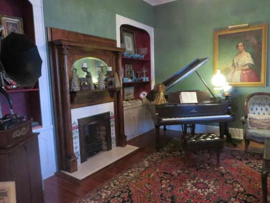 Living Room W Baby Grand Piano Picture Of Inn On Main Of