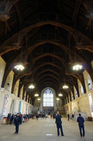 Houses Of Parliament: Interior