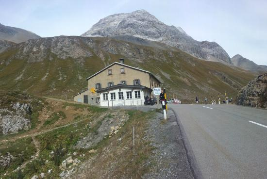 La Punt-Chamues-ch, Switzerland: At Albula Pass