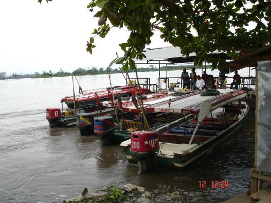 Muelle Barrancabermeja
