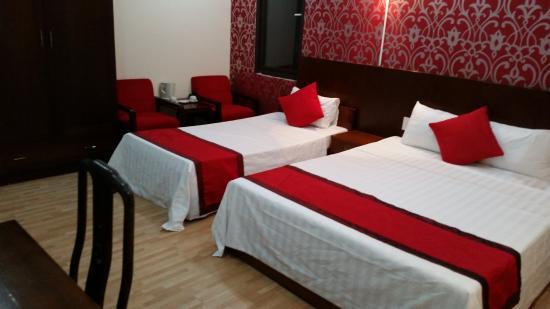 Hanoi Allura Hotel: Room 801