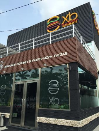XB Restaurante: Uno de los mejores lugares para comer en Cancun!!