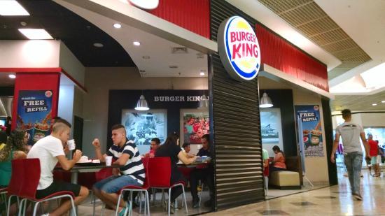BURGUER KING SHOPPING PENHA, São Paulo Comentários de