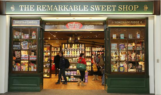 ‪The Remarkable Sweet Shop‬