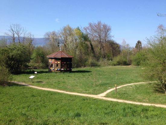 Centre Pro Natura de Champ-Pittet