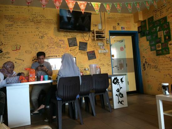 Joyfor Singapore: Area Makan