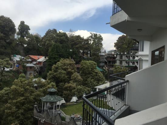 Hotel Dalhousie Heights: Bad hotel
