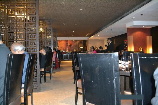 Mainland China: seating