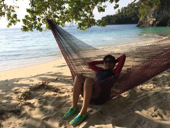 Sarangani Province, Filipíny: Relaxing