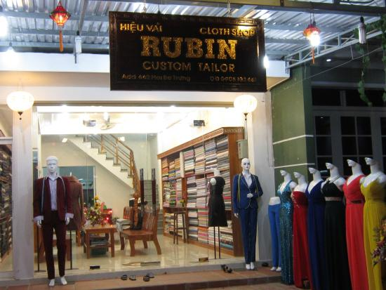 ‪Rubin Cloth Shop‬