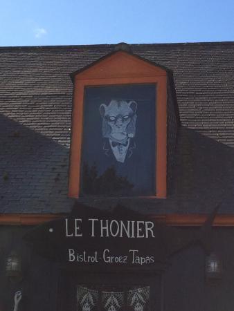 Le Thonier : Île de Groix