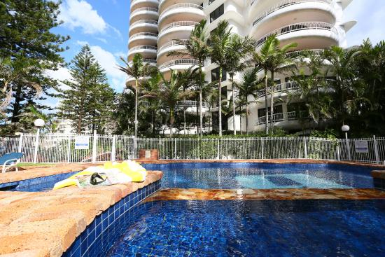 Biarritz Apartments Gold Coast   UPDATED 2018 Apartment Reviews U0026 Price  Comparison (Surfers Paradise, Australia)   TripAdvisor