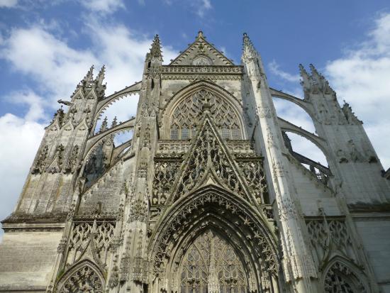Abbaye de la Trinite: The Holy Trinity Abbey