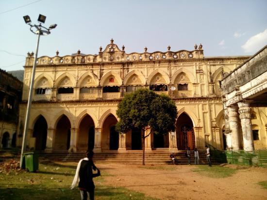 Panchalingeswar Temple: Rajbari
