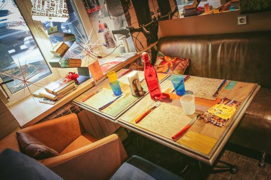Tres BRANCHE - restaurant a la mode