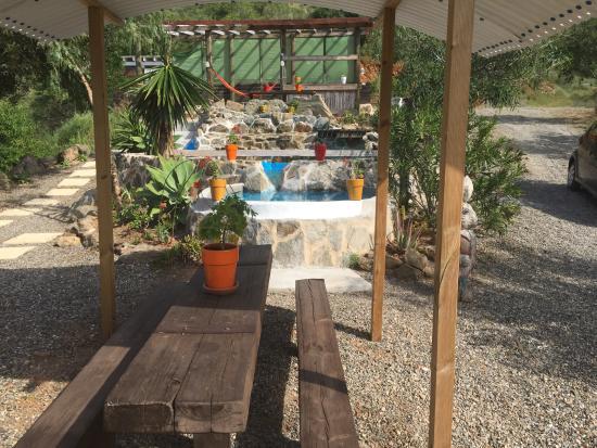 Rancho rustico bed breakfast lodge reviews malaga for Ranch rustico