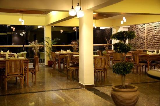 Mando Matkanda, Indien: restaurant