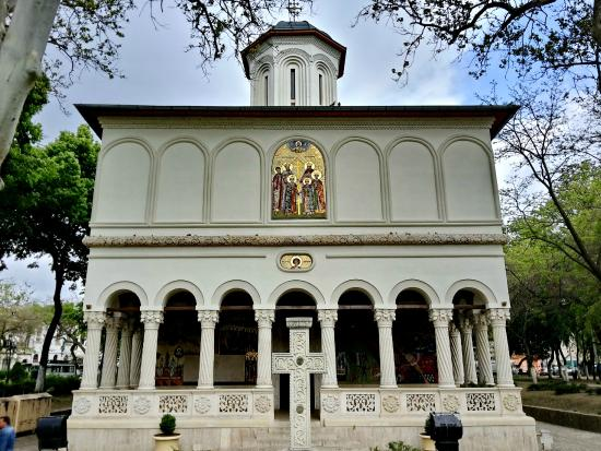 Saint George New Church (Biserica Sfantul Gheorghe Nou)