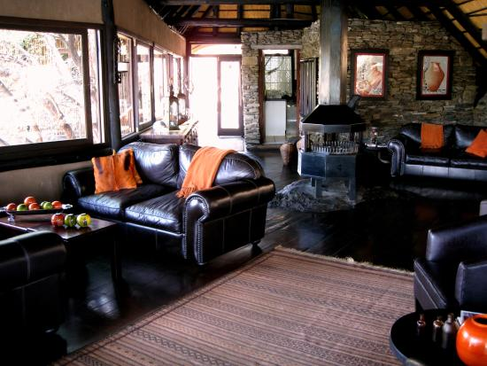 Hochland Nest: Lounge