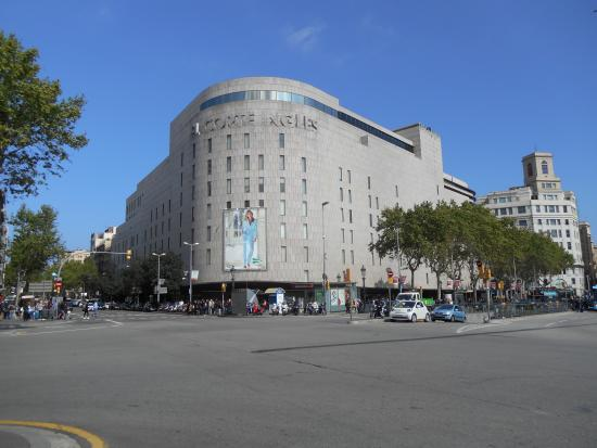 39 el corte ingles 39 department store barcelona picture of el corte ingles barcelona tripadvisor - El corte ingles stores ...
