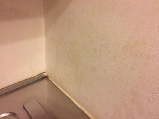 Stay City Hotels Dortmund: Wand über Küchenzeile