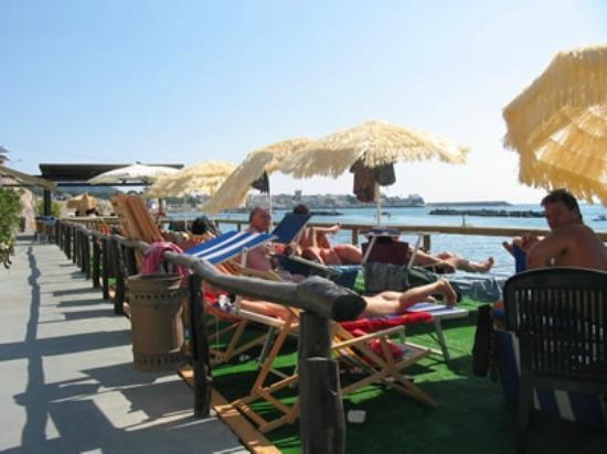 Hotel San Vincenzo Terme: spiaggia