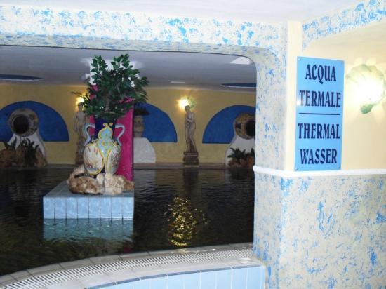 Hotel San Vincenzo Terme: piscina