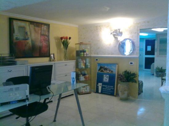 Hotel San Vincenzo Terme: centro benessere