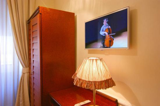 Marghera Hotel: Dettaglio camera