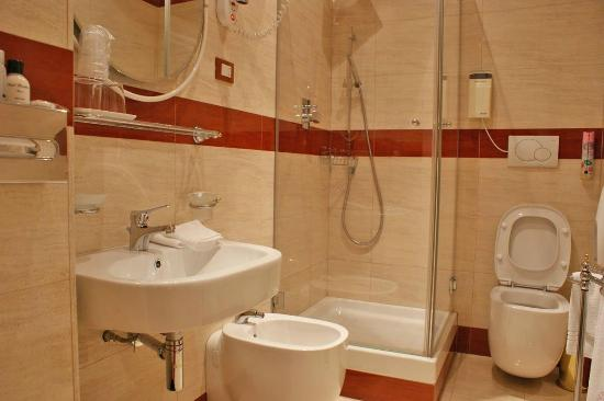Marghera Hotel: Bagno