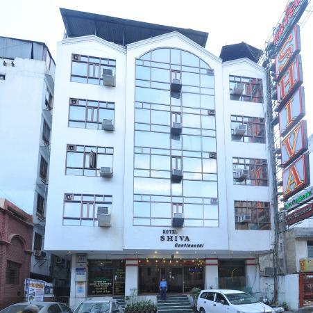 Hotel Shiva Intercontinental: Hotel Exterior