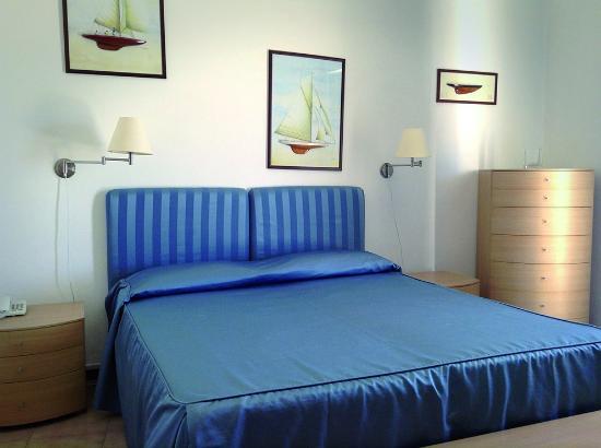 Hotel Villa dei Gerani: camera