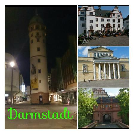 Welcome Hotel Darmstadt: Impressions of the town