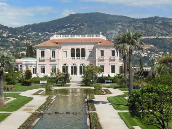 Exotic garden picture of villa jardins ephrussi de for Jardin villa rothschild