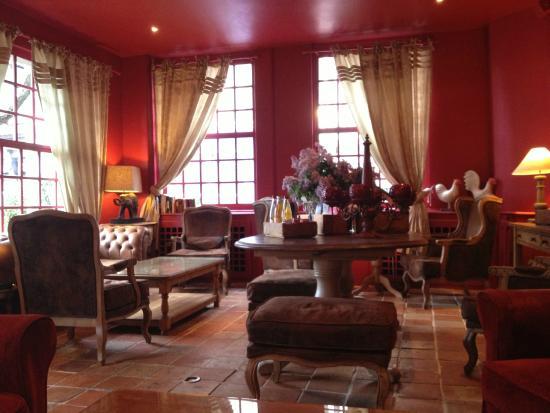 la tisannerie picture of les maisons de lea honfleur. Black Bedroom Furniture Sets. Home Design Ideas