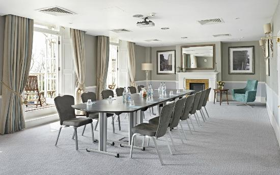 stafford room boardroom layout picture of richmond hill hotel richmond upon thames tripadvisor. Black Bedroom Furniture Sets. Home Design Ideas
