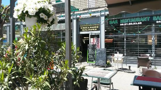Brasserie de L Hotel de Ville