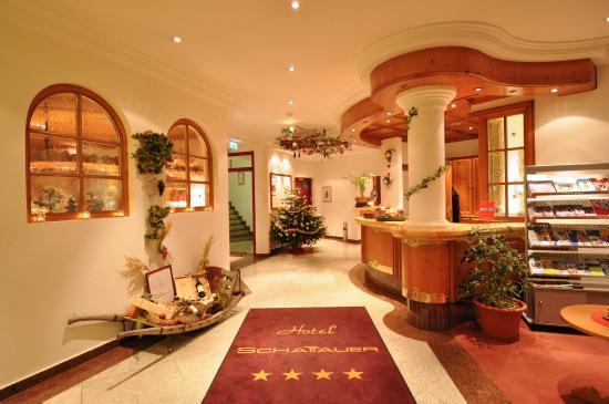 Hotel Schattauer: Hotellobby