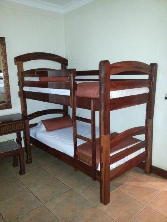 The Kingdom at Victoria Falls: Kids bunk bed