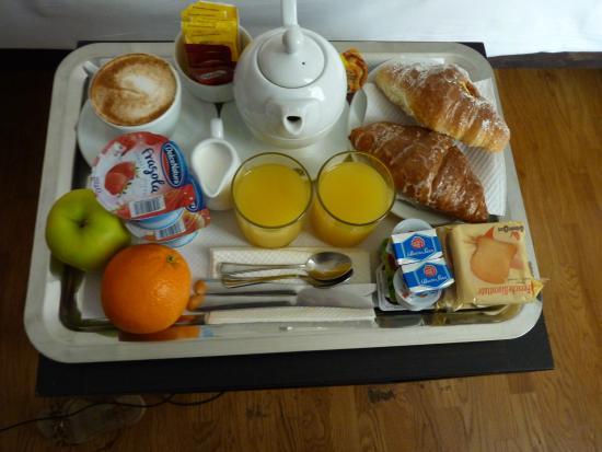 Target Inn: pequeno almoço para 2