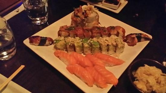 Japango Sushi Restaurant: Japango