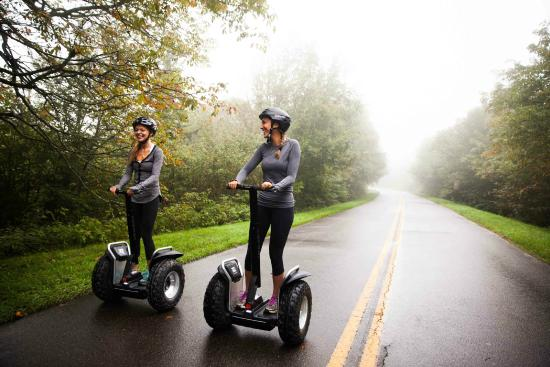 Super Segway  -  Segway Authorized TOURS