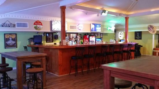 Beach Bums Grill Bar North Topsail Beach Nc