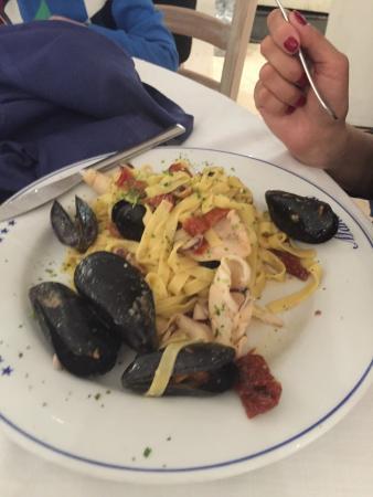 Вкусно, но разные порции