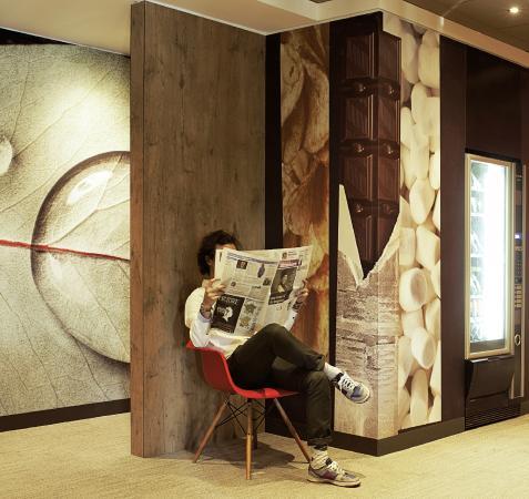 Ibis Paris Issy Les Moulineaux Val de Seine : Salon