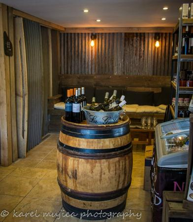 The Gourmet Pig: Opening night of the new extension Wine tasting